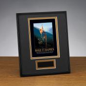 Make It Happen Climber Framed Award
