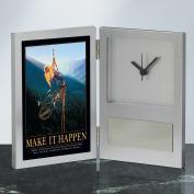 Make It Happen Climber Award Clock