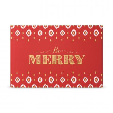 Be Merry Holiday Book