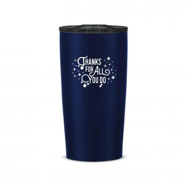The Holiday Joe - Thanks for All You Do 20oz. Stainless Steel Tumbler