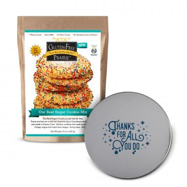 Thanks for All You Do Sugar Cookie Gift Set