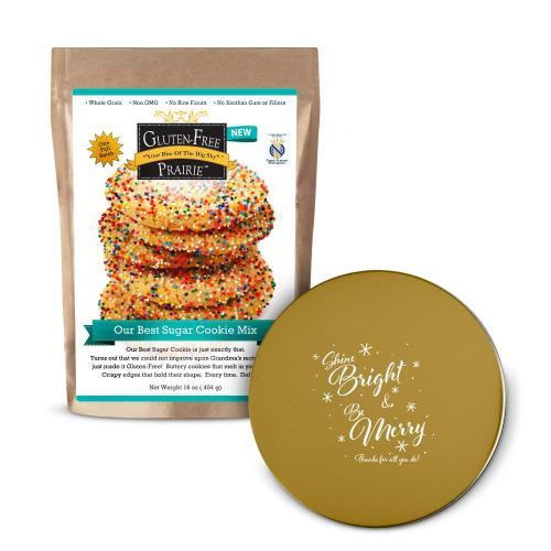 Bright & Merry Sugar Cookie Gift Set