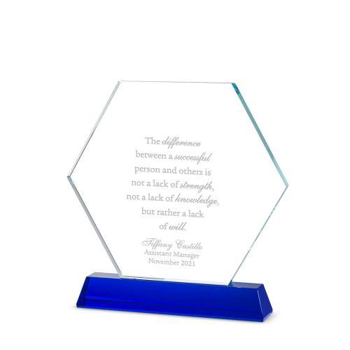 Polly Dais Crystal Award