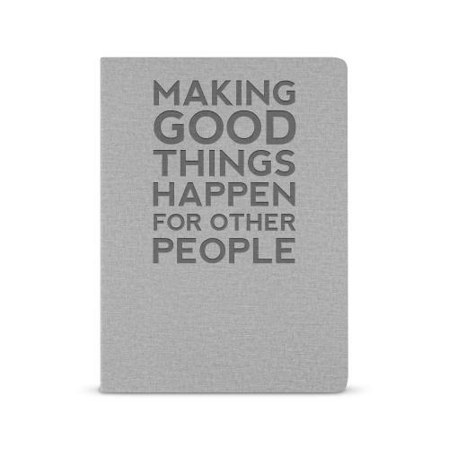 Good Things Happen - Morpheus Journal