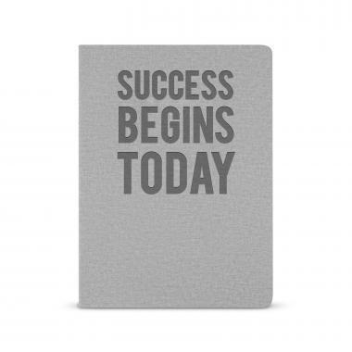 Success Begins Today - Morpheus Journal