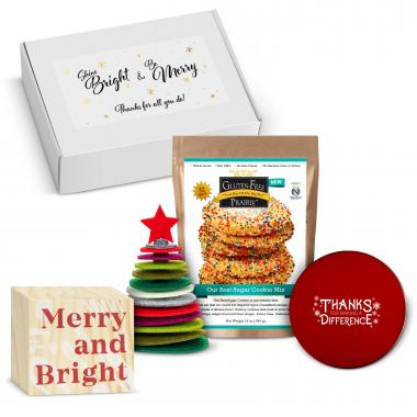 Making a Difference Home for the Holidays Gift Box