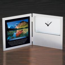 Spirit of Achievement Desk Clock