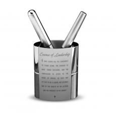 Retirement Gifts - Essence Of Leadership Pen Holder