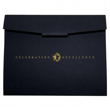 Celebrating Excellence 10-Pack Certificate Folders