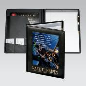 Make It Happen Sailing Image Padfolio