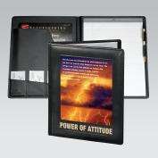 Power of Attitude Image Padfolio