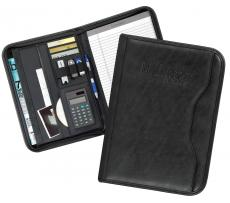 Whatever It Takes Exec. Padfolio w/Calculator