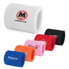 Fashion Accessories - Plush Terry Sport Wristband