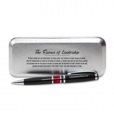 Essence of Leadership Chrome Pen