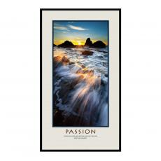Passion Sea Spray Motivational Poster  (710211)