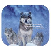 Leadership Wolves Mousepad