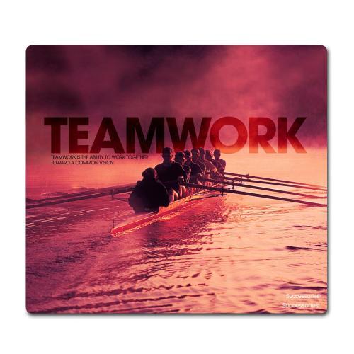 Teamwork Rowers Mousepad