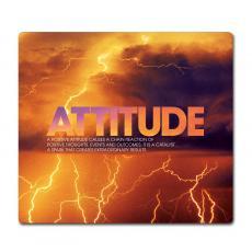 Attitude Lightning Mousepad