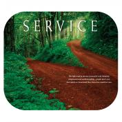 Service Path Mousepad