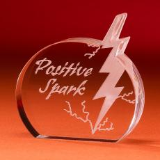 Awards & Recognition - Positive Spark Mini-Rave