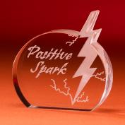 Positive Spark Mini-Rave <span>(752554)</span> Desktop Instant Recognition (752554), Awards & Recognition