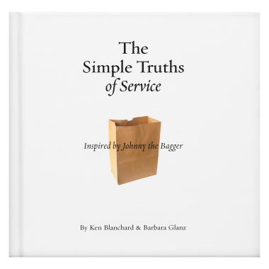 Simple Truths of Service Gift Book