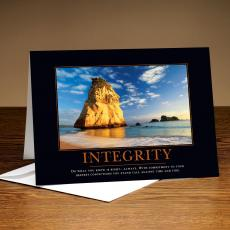 All Greeting Cards - Integrity Cathedral Rock 25 Pack Greeting Cards