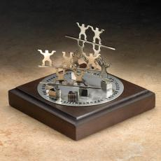 """Teamwork"" Magnetic Sculpture"