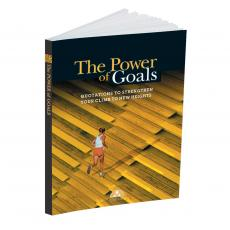 Books - The Power of Goals Quote Book