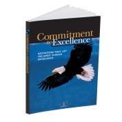 Commitment to Excellence Quote Book