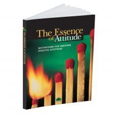 The Essence of Attitude Quote Book