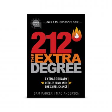 212 Degrees The Extra Degree Book