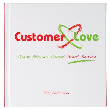 Customer Love Gift Book