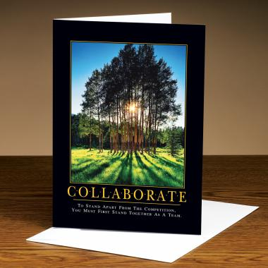 Collaborate Grove 25 Pack Greeting Cards