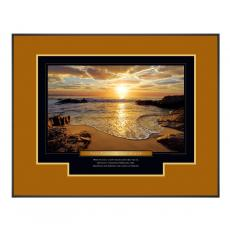 The Promise of Truth Framed Motivational Poster