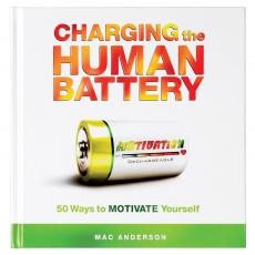 Charging the Human Battery Gift Book