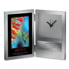 Clocks - Service Hummingbird Desk Clock