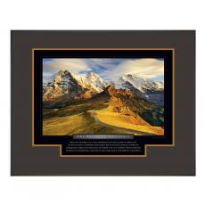 The Spirit of Adventure Framed Motivational Poster