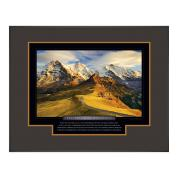 The Spirit of Adventure Framed Motivational Poster (732788), Closeout and Sale Center