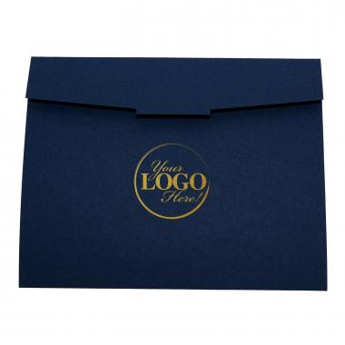 Customized 10-Pack Certificate Folders