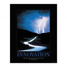 Closeout and Sale Center - Innovation Motivational Poster