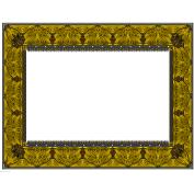 Regal Frame Sunflower Certificate