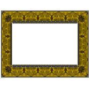 Regal Frame Sunflower Certificate