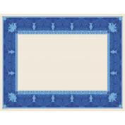 Regal Frame Cornflower Certificate