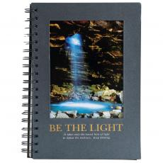 Be the Light Cave Journal Book