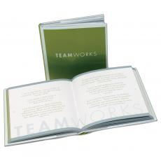 Inspirational Quote Books - Teamworks Book - Gift of Inspiration Series