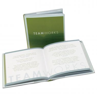 Teamworks Book - Gift of Inspiration Series