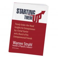 Closeout and Sale Center - Starting Them Up™ Hardcover Book