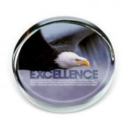 Paperweights - Excellence Eagle Positive Outlook Paperweight