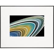 Saturn's Rings-LIFE Magazine Fine Art Collection